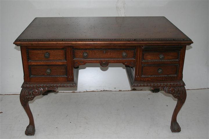 El kin antig edades muebles antiguos decoraci n - Muebles escritorios clasicos ...