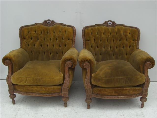 El kin antig edades muebles antiguos decoraci n for Muebles franceses
