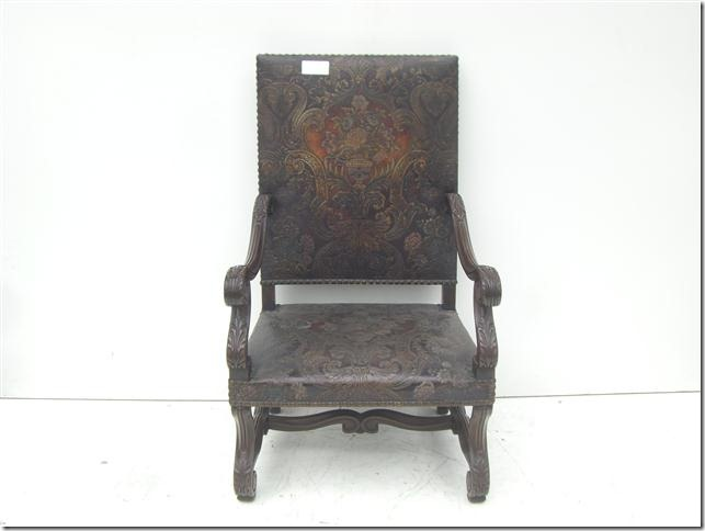 El kin antig edades muebles antiguos decoraci n - Silla luis xiv ...