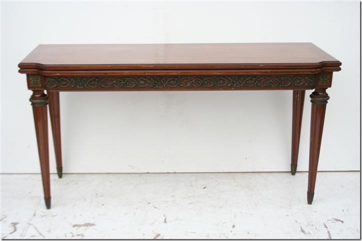 El kin antig edades muebles antiguos decoraci n for Mesas de centro estilo nordico