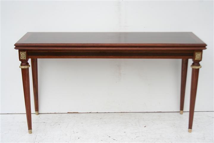 El kin antig edades muebles antiguos decoraci n - Mesas tipo libro ...