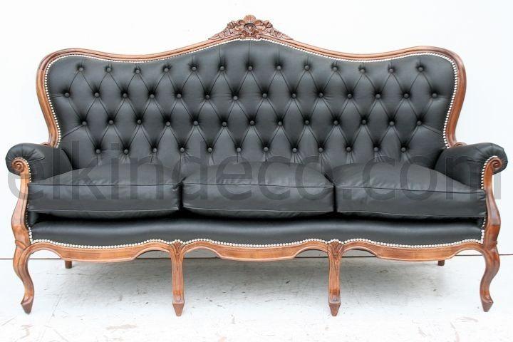 El kin antig edades muebles antiguos decoraci n for Sillones de estilo