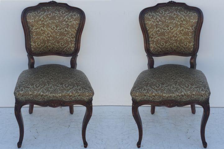 El kin antig edades muebles antiguos decoraci n - Estilos de sillas antiguas ...