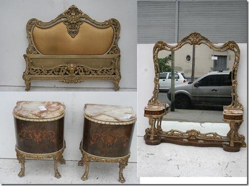 Muebles dormitorio estilo luis xv 20170725115024 for Sillon cama falabella