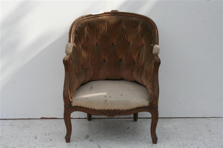 El kin antig edades muebles antiguos decoraci n for Sillas tipo sillon