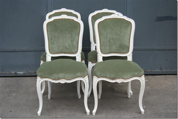 El kin antig edades muebles antiguos decoraci n - Sillas estilo ingles ...