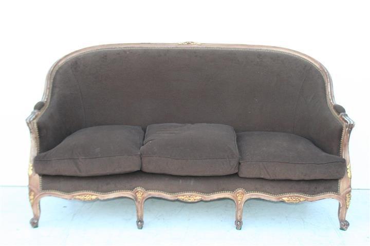 El kin antig edades muebles antiguos decoraci n - Sillon estilo provenzal ...