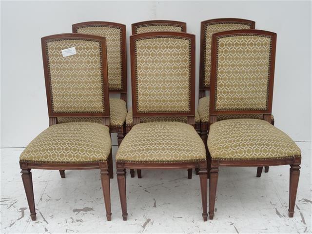 El kin antig edades muebles antiguos decoraci n for Sillas de estilo