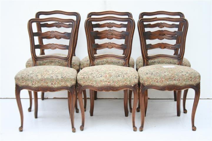 El kin antig edades muebles antiguos decoraci n - Sillas estilo provenzal ...