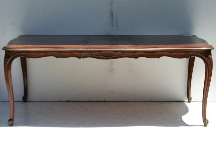 El kin antig edades muebles antiguos decoraci n - Mesas redondas de comedor antiguas ...