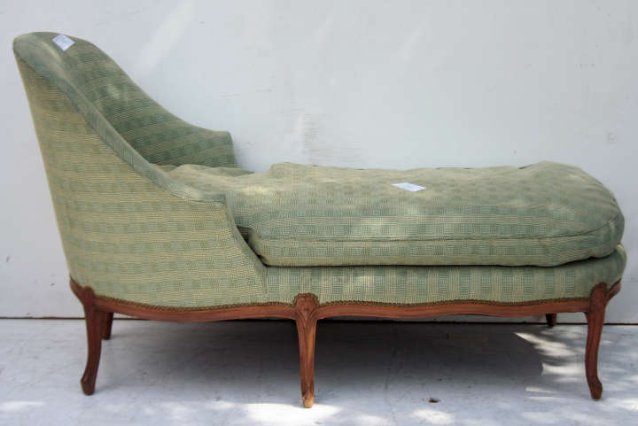 Pin antiguo divan sillon cama sofa estilo frances luis xv for Divan frances