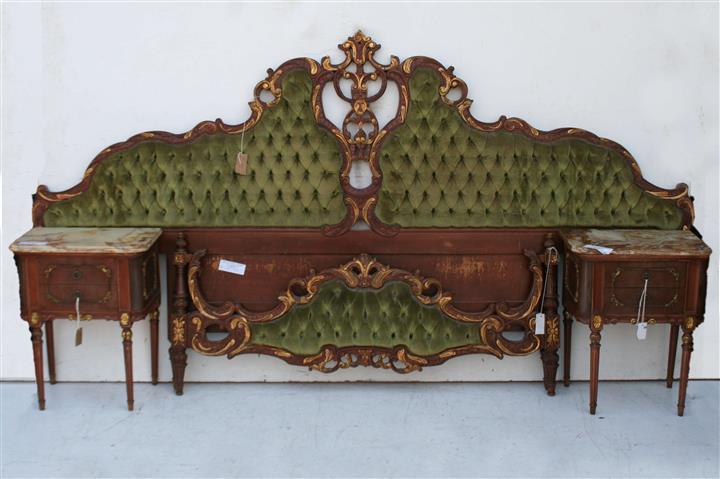 El kin antig edades muebles antiguos decoraci n for Juego de dormitorio luis xvi