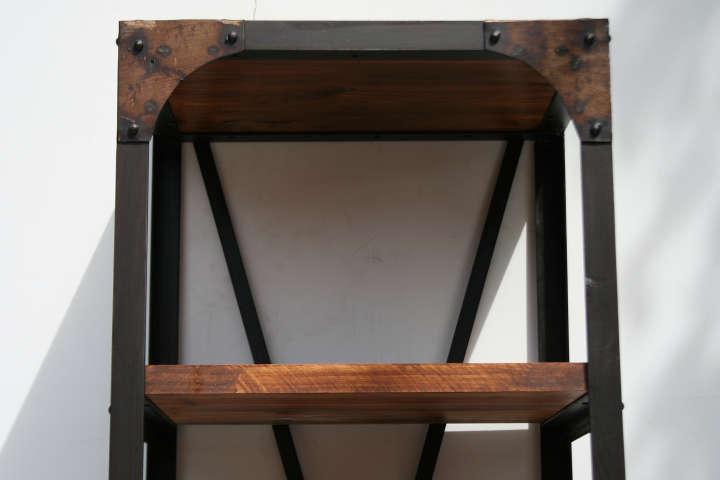 Muebles rusticos hierro y madera 20170726091456 for Diseno de muebles de hierro