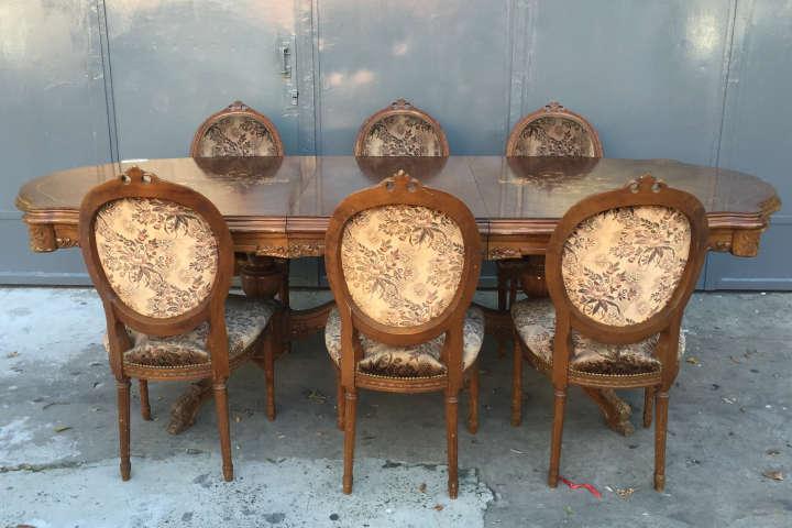 El kin antig edades muebles antiguos decoraci n for Sillas de estilo luis xvi
